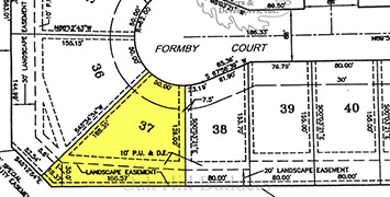 Available Homesite in Naperville