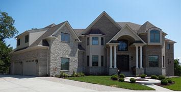 Custom Naperville Homes